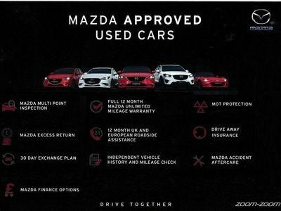 used Mazda CX-5 2.2d SE-L 5dr