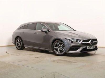 used Mercedes CLA200 CLA ClassAMG Line Premium 5dr Tip Auto Estate 2020