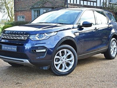 used Land Rover Discovery Sport TD4 HSE Auto 5-Door