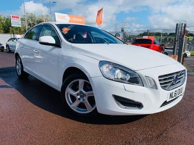 used Volvo S60 2.0 D3 SE Lux 4dr