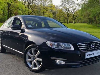 used Volvo S80 - D4 SE Lux Manual (Heated Front Seats, Tempa Spare Wheel, Keyless Entry, Park ASsist)