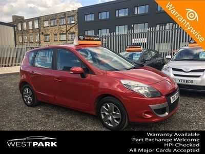 used Renault Scénic EXPRESSION DCI 5-Door
