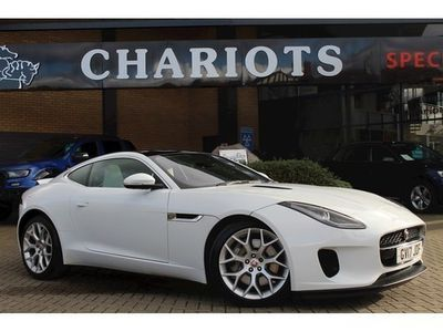 used Jaguar F-Type 3.0 V6 Coupe 2dr Petrol Auto (s/s) (340 ps)
