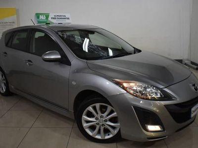 used Mazda 3 PETROL MANUAL HATCHBACK 5 DOORS