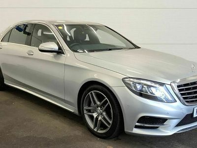 used Mercedes S350 S ClassD L AMG LINE EXECUTIVE 3.0 4dr