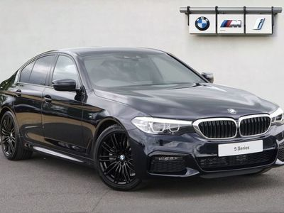 used BMW 520 5 SERIES 2019 Doncaster i M Sport 4dr Auto