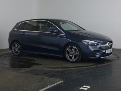 used Mercedes B200 B ClassAMG Line Premium Plus 5dr Auto 2.0