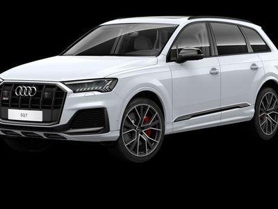 used Audi SQ7 Q7Tdi Quattro Vorsprung 5Dr Tiptronic