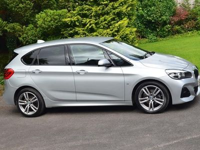 used BMW 220 2-Series Active Tourer i M Sport Sport Dual-clutch auto (04/2018 on) 5d