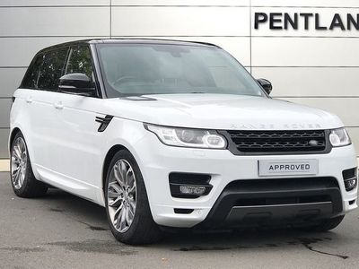 used Land Rover Range Rover Sport 4.4 SDV8 Autobiography Dynamic 5dr Auto [SS]