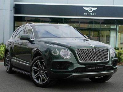 used Bentley Bentayga 6.0 W12 Mulliner Auto 4WD (s/s) 5dr 5 Seat