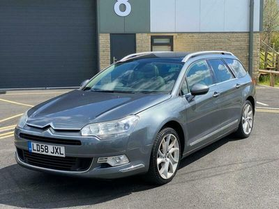 used Citroën C5 Tourer 2.0HDi 16V Exclusive 5d