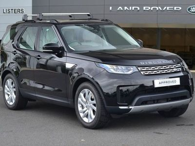 used Land Rover Discovery Diesel SW 3.0 SDV6 HSE 5dr Auto SUV 2019