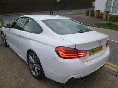 used BMW 430 d M SPORT