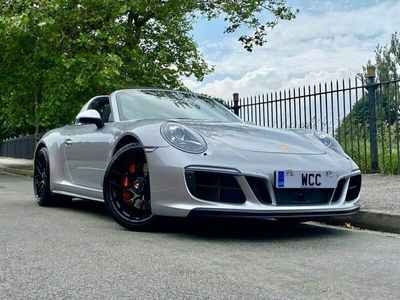 used Porsche 911 Targa 4 3.0 GTS PDK 2d AUTO 444 BHP CONVERTIBLE, IMMACULATE CONDITION