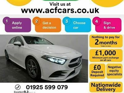 used Mercedes A180 A-Class 1.3AMG Line Hatchback 5d