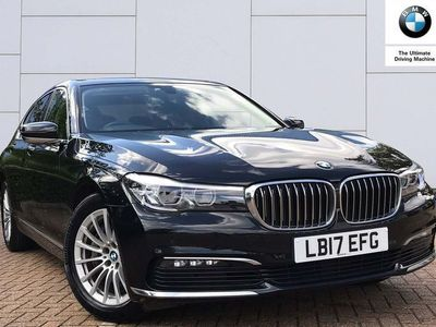 used BMW 730 d Saloon