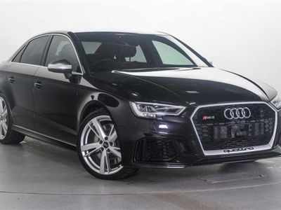 used Audi RS3 RS32.5 Tfsi Quattro 400 Ps S Tronic Auto