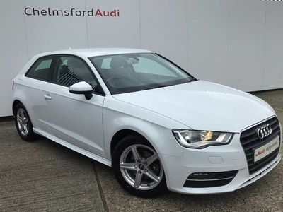 used Audi A3 1.6 Tdi Ultra 110 Se Technik 3Dr