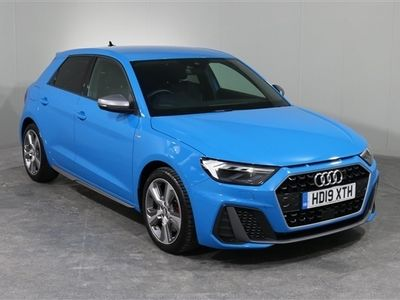 used Audi A1 2.0 40 TFSI S Line Competition