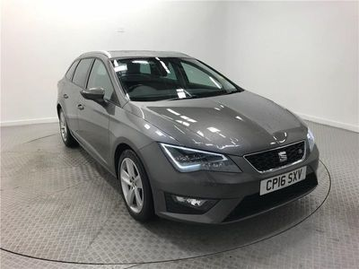 used Seat Leon 2.0 TDI 184 FR 5dr [Technology Pack]