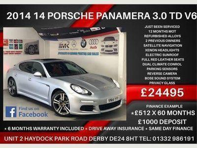 used Porsche Panamera 3.0 TD V6 TIPTRONIC