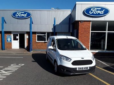 used Ford Transit Courier 1.5 Tdci 95Ps Trend Van