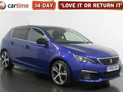 used Peugeot 308 1.2 S/S GT LINE 5d 129 BHP Your dream car can become a reality with cartime's fantastic finance deals.