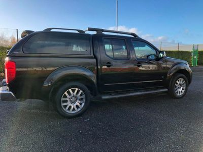 used Nissan Navara Double Cab Pick Up Outlaw 3.0dCi V6 231 4WD Auto 4-Door