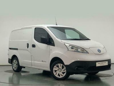 used Nissan e-NV200 80kW Acenta Van Auto 40kWh