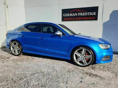 used Audi S3 2.0 TFSI S Tronic quattro (s/s) 4dr