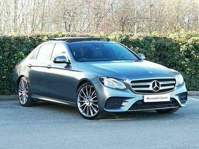used Mercedes E200 E ClassAMG Line Premium 4dr 9G-Tronic 2.0