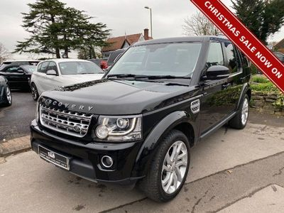 used Land Rover Discovery SDV6 HSE 5-Door Estate 2015
