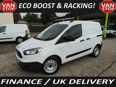 used Ford Transit 1.0 EcoBoost Van **INTERNAL RACKING**, 2018, Van, 19000 miles.