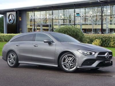 used Mercedes CLA200 CLAAmg Line 5Dr Tip Auto