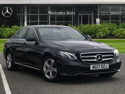 used Mercedes E200 E-ClassSE 4dr 9G-Tronic