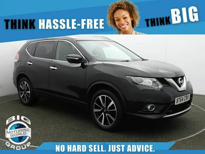 used Nissan X-Trail DCI TEKNA for sale | Big Motoring World