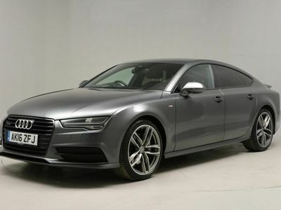 used Audi A7 3.0 TDI Quattro 272 Black Edition 5dr S Tronic - BOSE