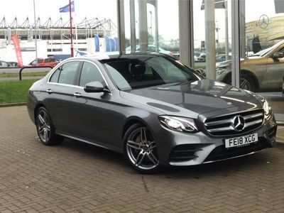 used Mercedes E220 E CLASS DIESEL SALOONAMG Line Premium 4dr 9G-Tronic
