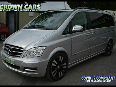 used Mercedes Viano 2.2 CDI Ambiente Extra Long MPV 5dr