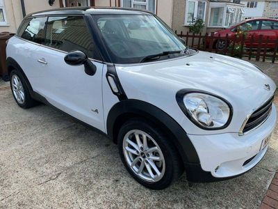 used Mini Cooper D Paceman 1.6 (Pepper) ALL4 ALL4 3dr