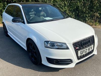 used Audi S3 S3Quattro 5dr [Technology] White Manual Petrol
