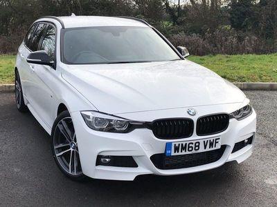 used BMW 320 3 Series d M Sport Shadow Edition Touring Heated Seats - Harman Kardon 2019
