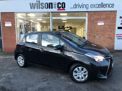 used Toyota Yaris 1.5 VVT-I ACTIVE M-DRIVE S 5dr