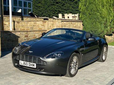 used Aston Martin V8 Vantage 4.7N420 Roadster Sportshift 2dr