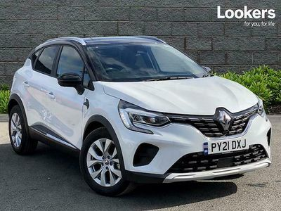 used Renault Captur 1.5 Dci 115 Iconic 5Dr
