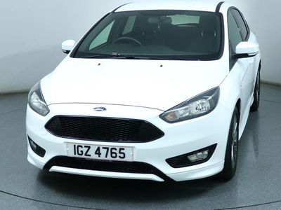 used Ford Focus 1.0 Ecoboost 125 St-Line Navigation 5Dr Auto