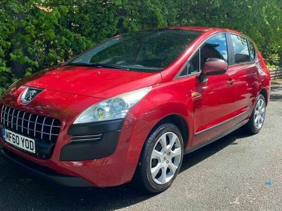 used Peugeot 3008 1.6 HDi FAP Active 5dr