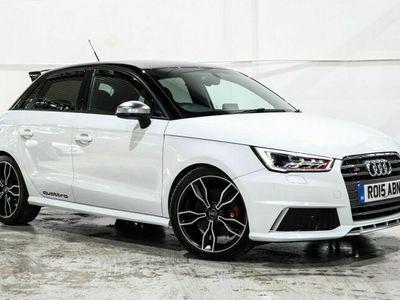 used Audi S1 Sportback 2.0 TFSI quattro (s/s) 5dr