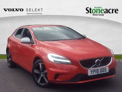 used Volvo V40 1.5 T3 R-Design Edition Hatchback 5dr Petrol Auto (s/s) (152 ps)